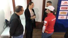 Евгения Раданова получава специален приз от кмета на София