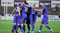 Етър се справи със Славия и ще играе бараж за Лига Европа срещу Левски