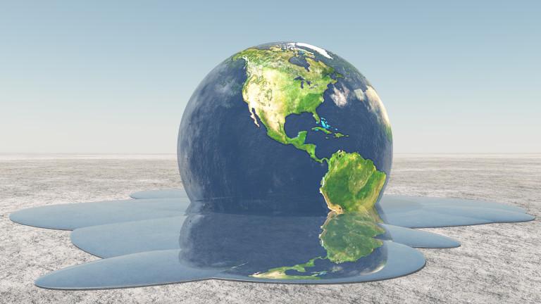 Снимки на NASA разкриват как хората променят планетата