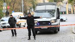 Изоставен куфар вдигна антитерористите в София