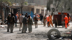 Най-малко 10 души са убити при бомбено нападение срещу вицепрезидента Салех в Кабул