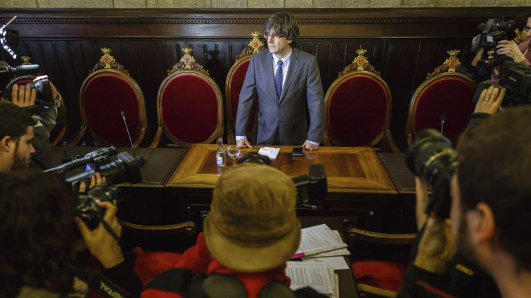 Каталуния насрочи референдум за независимост