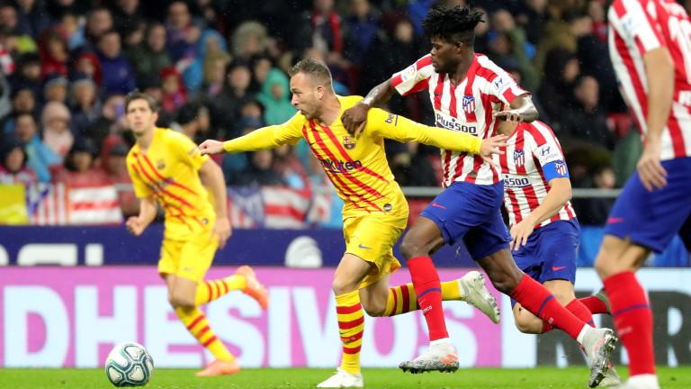 Халфът на Барселона е болен от трипер, твърди радиоLa Sotana.
