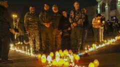 Опит за преврат в Армения. Арест в Ереван