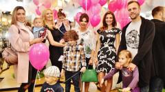 Ваня Джеферович откри Детски център за изкуства Angel Steps