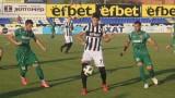 Локомотив (Пловдив) - Ботев (Враца) 4:0 (Развой на срещата по минути)