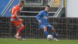 Млад футболист на Левски е под въпрос за важния мач срещу Черно море