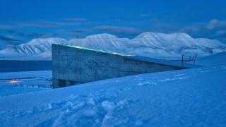 Северният град в Норвегия, който съхранява семена на растения от всички точки на Земята