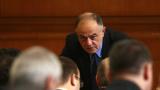 Шефът на вътрешната комисия се оплака на Борисов от поведението на Горанов