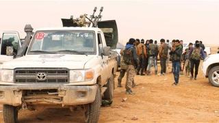 """Бойците на """"Ислямска държава"""" готвят оттегляне от Ал Баб"""