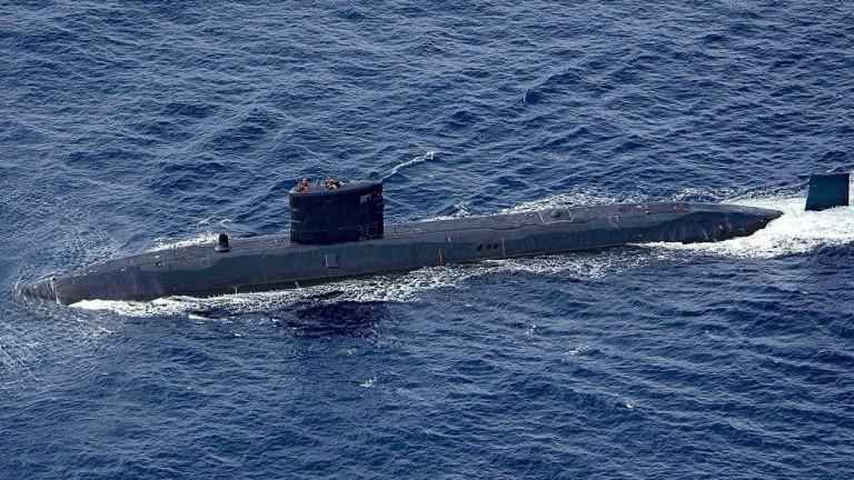 Големите военни учения на Русия включват преследване на подводници