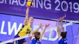 И отборът на Елица Василева потегли с победа в Световното клубно първенство