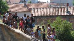 Меле между цигански фамилии в Царево