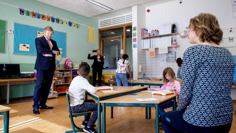 Броят на заразените с новия коронавирус в Холандия е нараснал