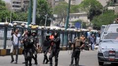 Сапьор убит при детониране на бомба в Кайро