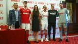 ЦСКА с шести генерален спонсор в историята си
