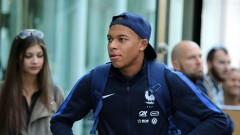 Мбапе: Във всеки голям европейски отбор има поне по един французин