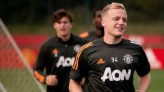 Ван де Беек иска да си ходи от Юнайтед