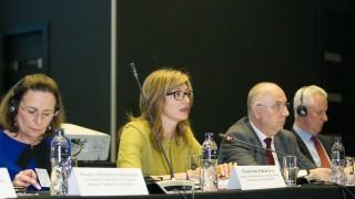 Захариева не пести усилия за Западните Балкани