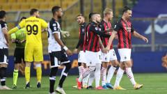 Милан остана без Златан Ибрахимович