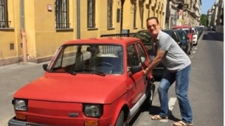 Том Ханкс получава соц. возило
