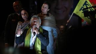 Ленин води след спорен президентски вот в Еквадор