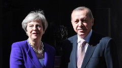 Ердоган: Нетаняху е премиер на държава на апартейда