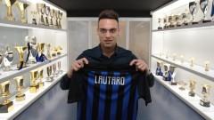 Лаутаро Мартинес: Готов съм да дам всичко за Интер