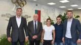 Братя Пулеви и Тайбе Юсеин са лицата на новата кандидатстудентска кампания на НСА