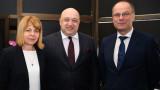 Красен Кралев, Тибор Наврачич и Йорданка Фандъкова откриха Европейски спортен форум 2018 в София