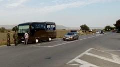 Камион блъсна автобус с военни край Шумен