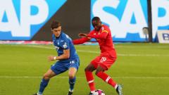 Хофенхайм завърши 0:0 с Байер (Леверкузен) в Бундеслигата