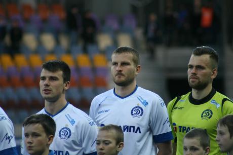 Динамо Минск с поредна победа в Беларус