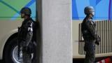 Стрелба в пресцентър в Рио!