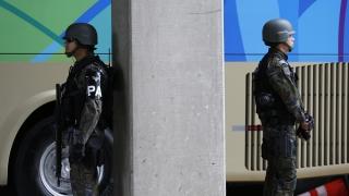 Пожар предизвика паника в Рио