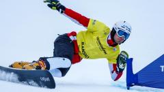 Половин секунда лиши Радослав Янков от първото място в Словения