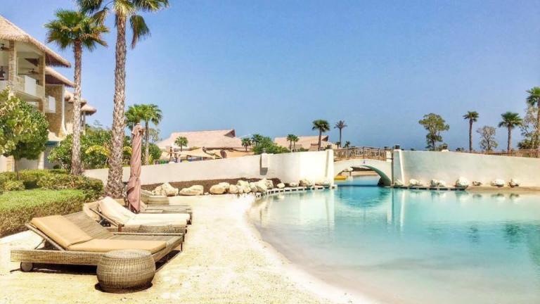 Катар има своя малък бананов остров, където достъп имат само