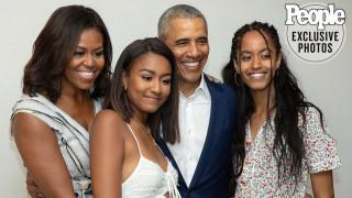 Защо семейство Обама е благодарно на коронавируса