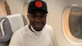 Джорди Кайседо вече тренира с новите си съотборници в ЦСКА