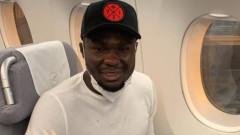 Кайседо вече тренира с новите си съотборници в ЦСКА