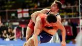 Мирослав Киров на полуфинал на Европейското първенство по борба