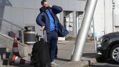 Славчев може да не играе за Левски до края на редовния сезон
