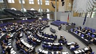 Криза в Бундестага – не могат да се разберат за разпределението на местата