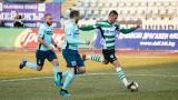 """Дунав 0:2 Черно море, Курьор с гол в повторния си дебют за """"моряците"""""""