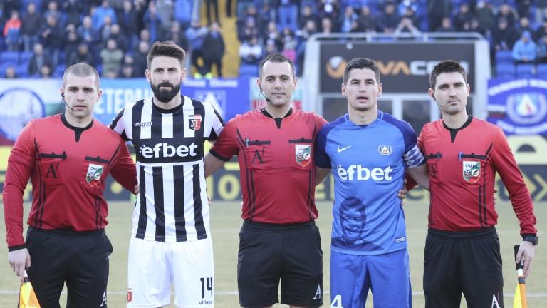 Иван Горанов ще продължи да бъде капитан на Левски. Това
