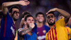 Бускетс: Де Йонг и Фабиан Руис са бъдещето на световния футбол