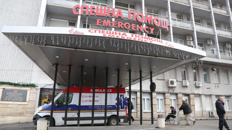 Трима работници пострадаха на строителна площадка в София