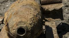Откриха невзривена бомба от ВСВ край стадиона на Борусия Дортмунд