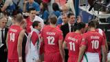 """""""Лъвовете"""" на Пламен загубиха първата си проверка срещу Сърбия"""