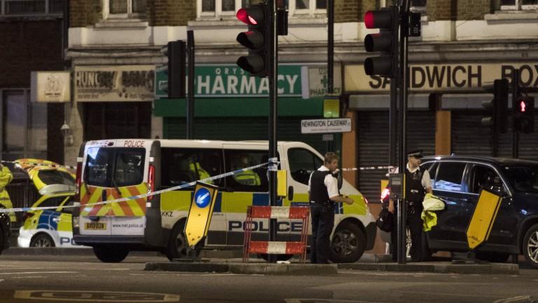 ИДИЛ пое отговорност за нападението в Лондон